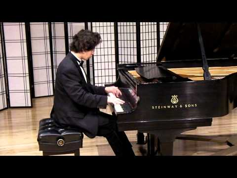 Beethoven's 5th Symphony played on piano by Ben Morton