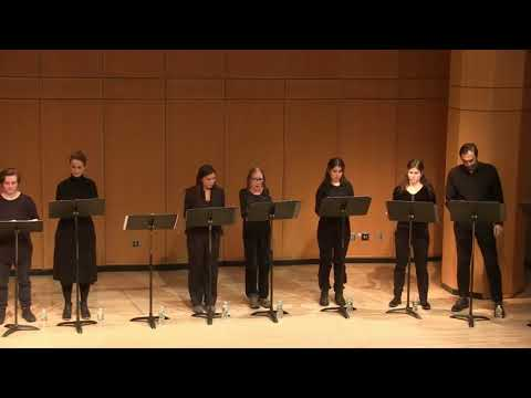 Goats at PEN World Voices Play Festival 2018 at the Segal Center—Tuesday 17 April 2018