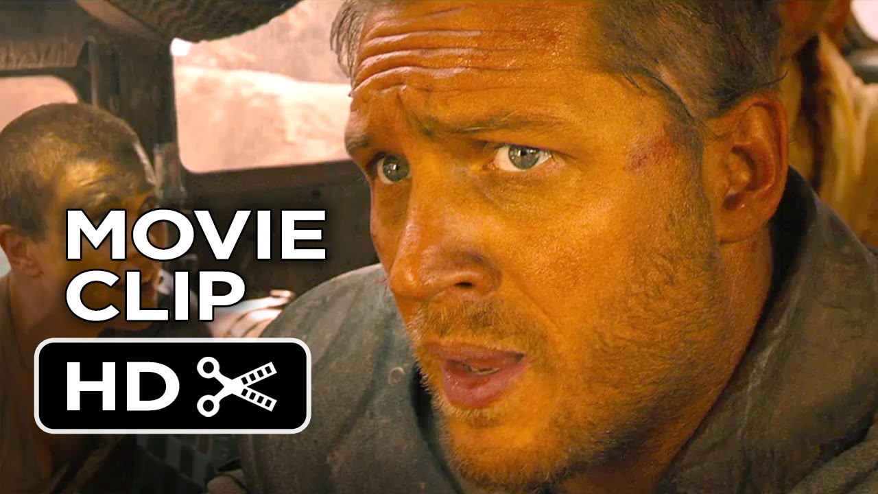 Mad Max: Fury Road Movie CLIP - Attacked (2015) - Tom ...