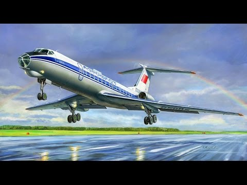Wings of Russia Early Soviet Civil Aviation-  Airliners TU-104