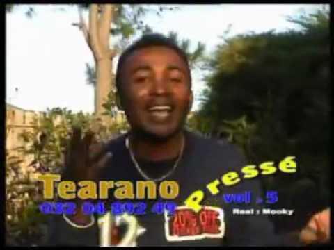 TEARANO ( Presse )clip  malagasy