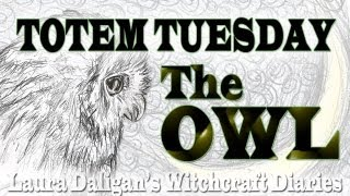 Totem Tuesday Week 15 - The Owl