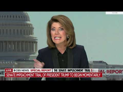 CBS News' Norah O'Donnell Isn't Happy About Something