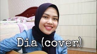 Dia - Anji (cover by Sheryl Shazwanie)