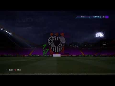 LIVE FIFA21 #PS4 #FR ROAD 10K