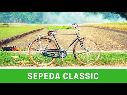 Sensasi Naik Sepeda Onthel Fongers | Sepeda Klasik Vlog