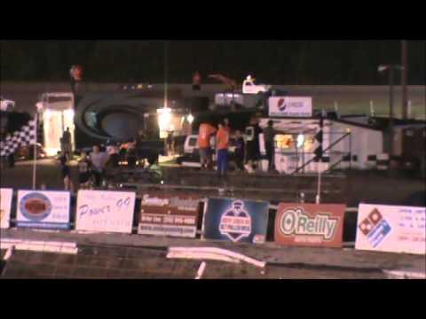 Kenney MotorSports 30PK 8/10/13 Mid Nebraska Speedway- Doniphan NE