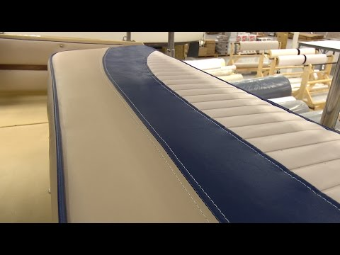 How to Make a Powerboat Aft Bench Cushion