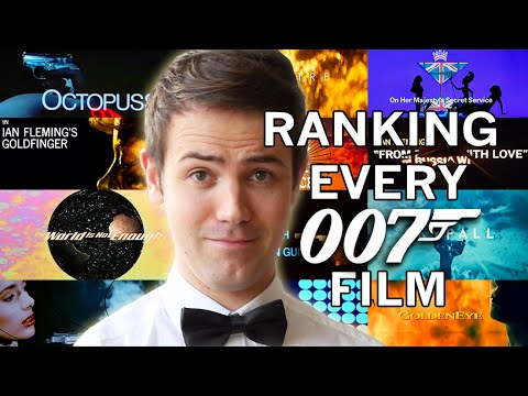 James Bond 007 Movies Ranking: Worst to Best