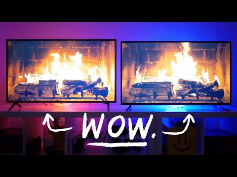 LG UK6500 Vs Samsung NU6950 | Best Budget 4K TV & Gaming Monitor For Under $300? Black Friday!