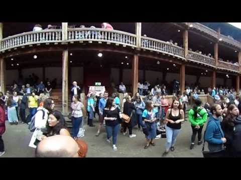 Join Me - At the Globe Theatre, London - 360 video