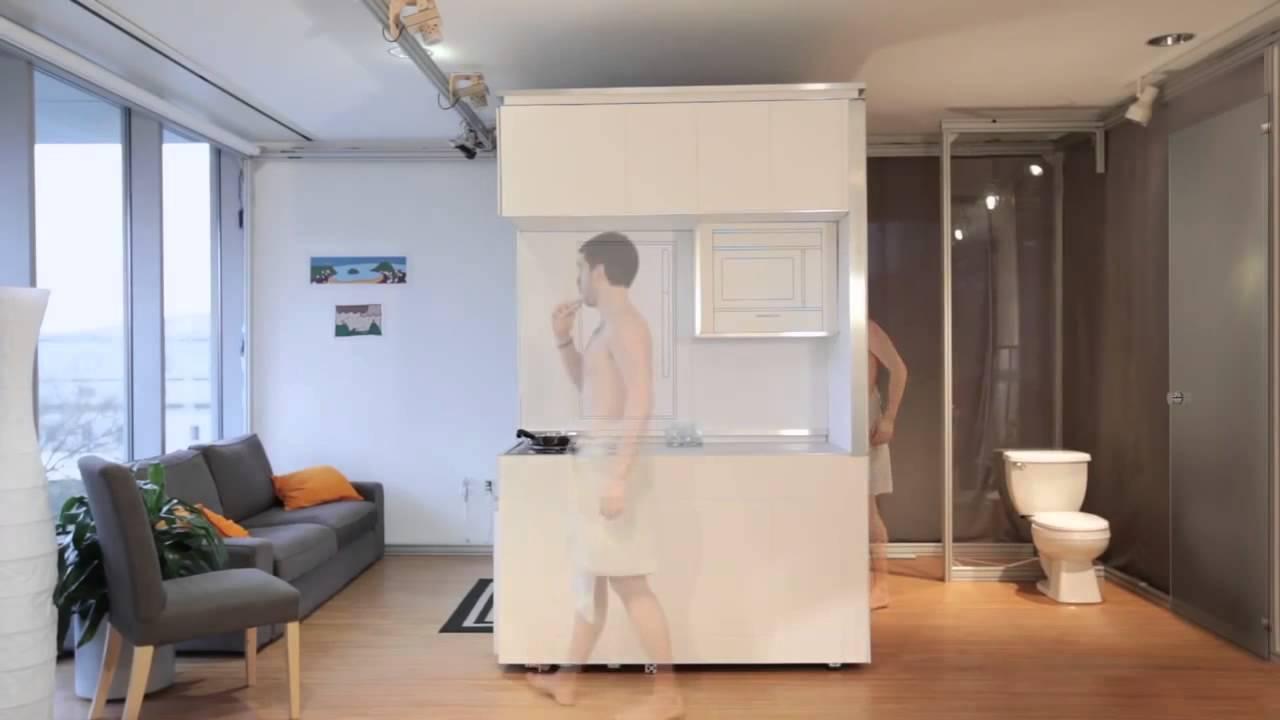 Comment rendre un appartement de 18m carré 3 fois plus spacieux ...