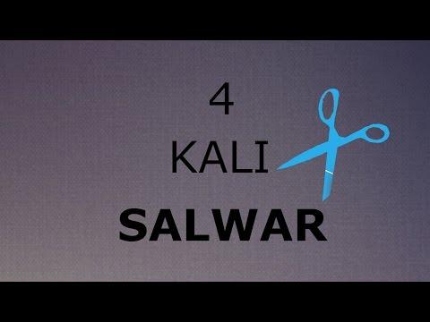 चार कली की सलवार कैसे बनाए  4 KALI(4 PANEL) SALWAR thumbnail