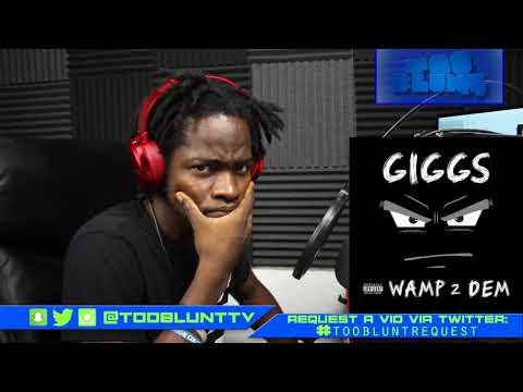 Giggs Ft Young Thug?! Gangsta & Dancers (Wamp 2 Dem Reaction)