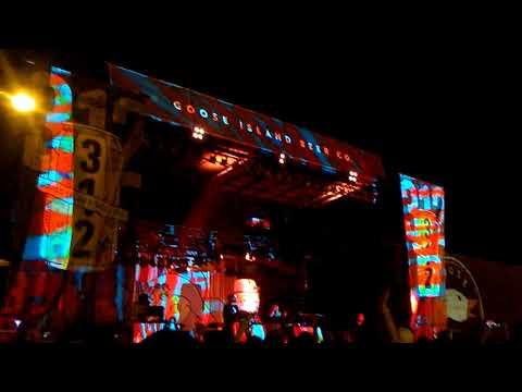 Animal Collective, Summertime Clothes ending, Goose Island 312 Block Party 2017