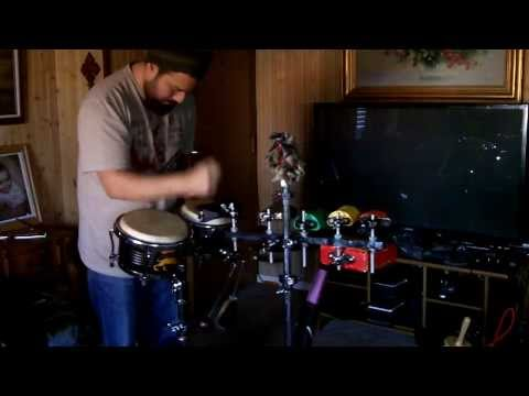 Percussion's on Soul Music! ~ Chief Vigs