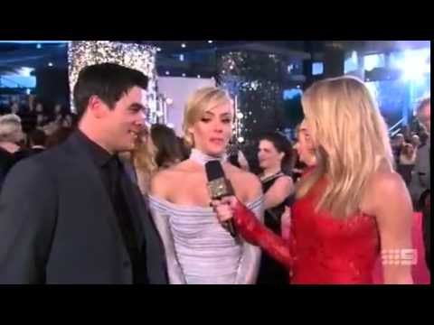 Jessica Marais wore the same dress at...