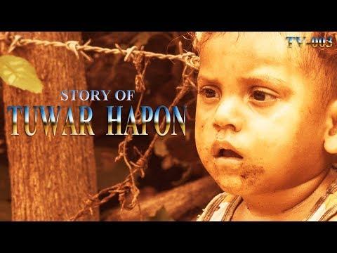 Santali Kahani//Tuwar  Hapon//Heart  Touching Santali Kahani Video// TUWAR VOICE//#03