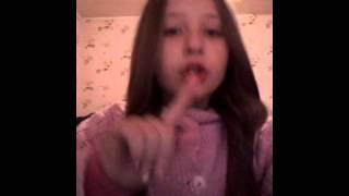 Девочка поёт песню бьянки звук гавно