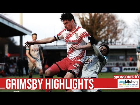 HD HIGHLIGHTS | Stevenage 2-0 Grimsby | League Two 2016/2017