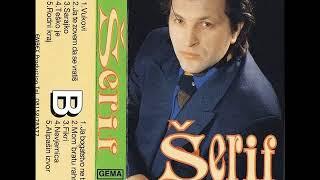Serif Konjevic - Tesko je - (Audio 1993)