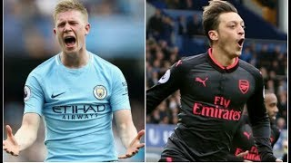 Stand Up Or Be SMASHED!!!   Man City vs Arsenal Preview