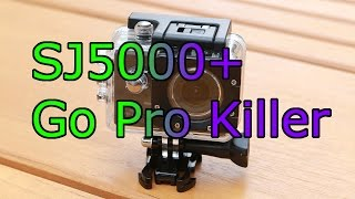 sJCAM SJ5000 Plus (SJ500) Review - Go Pro Hero 3 Killer - Indepth Test HD