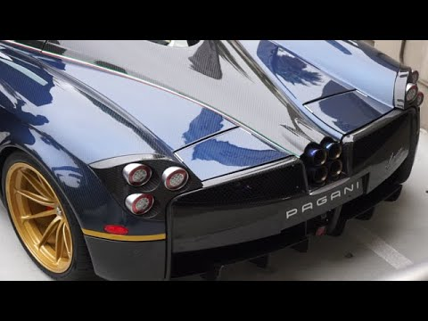 SUPERCARS TAKE OVER LOS ANGELES STREETS AND SHUT DOWN PARKING LOTS!!