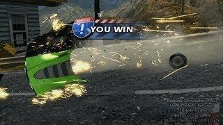 PS2 Burnout Dominator Gold Medal Challenge - 5.Super Series