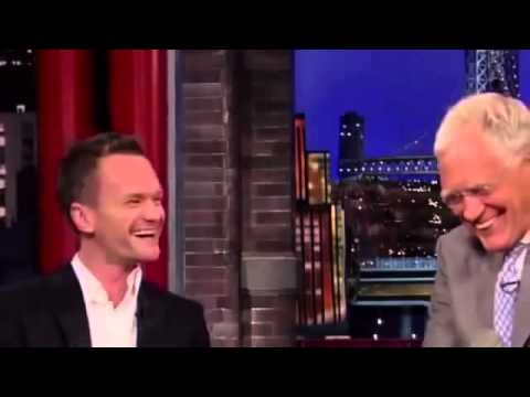 Neil Patrick Harris on David Letterman Full Interview