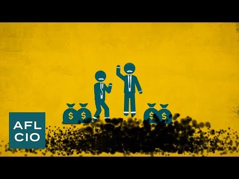 Don't Let Corporations Write the Rules | NAFTA | AFL-CIO Videos