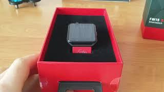 Smartwatch MAXCOM Fit Go - Nie taki Unboxing miał być.....Zegarek Nowy i Niesprawny