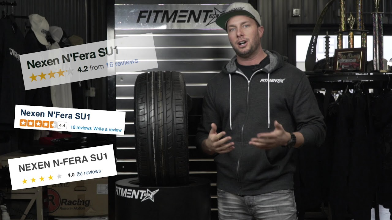 Nexen Tires Reviews >> Tire Talk Nexen N Fera Su1 225 35 Youtube