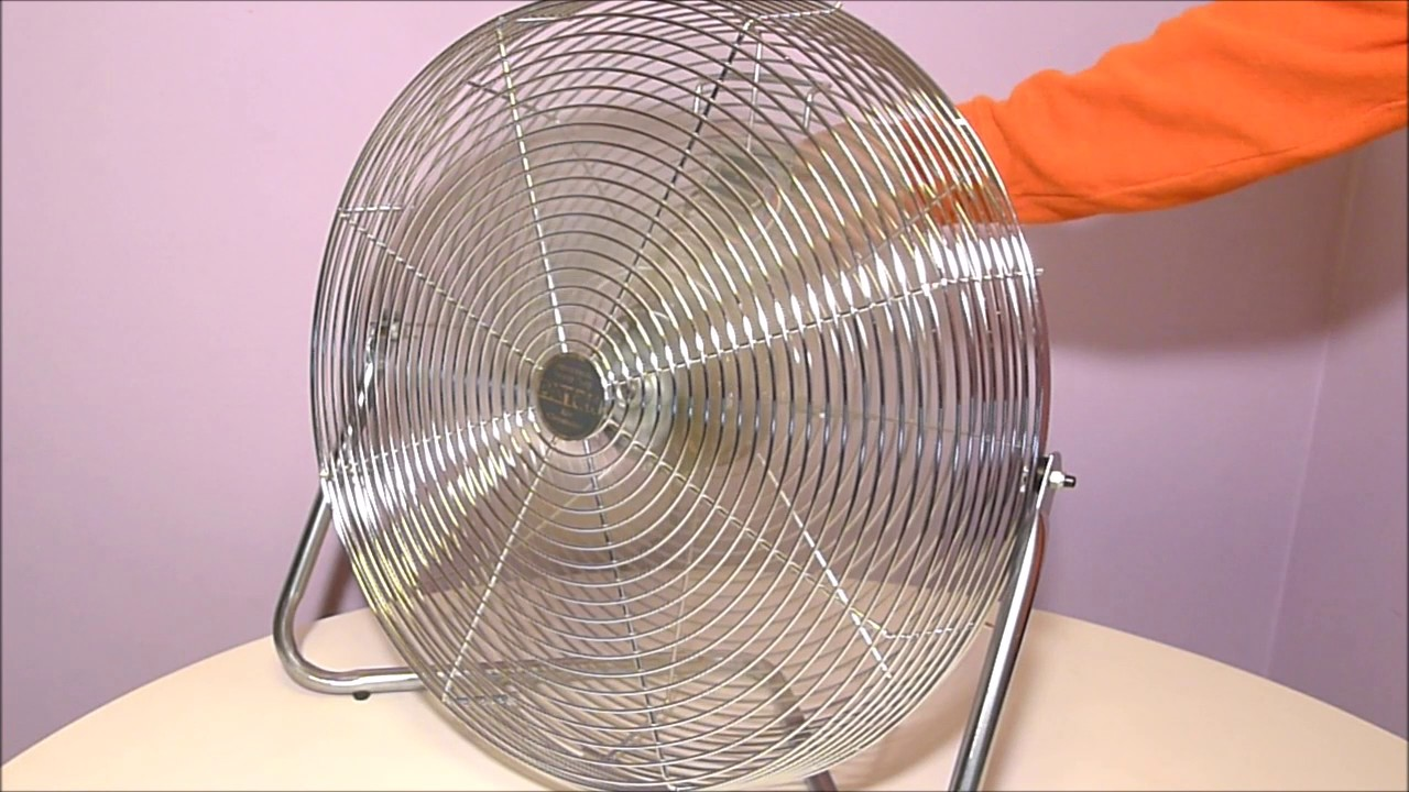 medium resolution of 1998 patton air circulator electric fan model u2 20 youtube patton fan wiring diagram