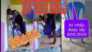 Teaching My GRANDMA TIKTOK DANCES ( HOT Trend 2020)