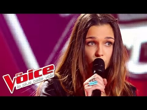 Yael Naim - New Soul | Louise | The Voice France 2012 | Blind Audition