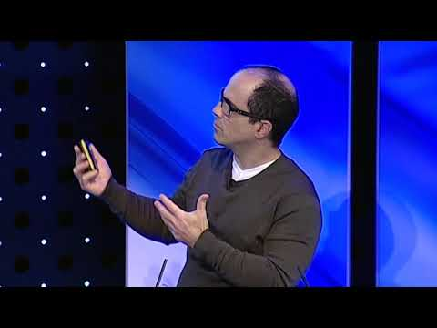 Amir Khosrowshahi, Intel - What does the future of computing look like?