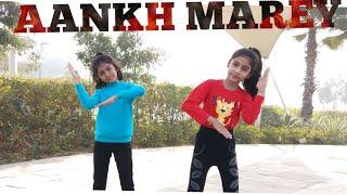 AANKH MAREY | RANVEER SINGH | SIMMBA | DANCE CHOREOGRAPHY | DANCETA