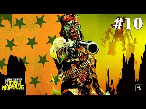 Red Dead Redemption Undead Nightmare - Mission 6 - Mother Superior Blues (Xbox One)