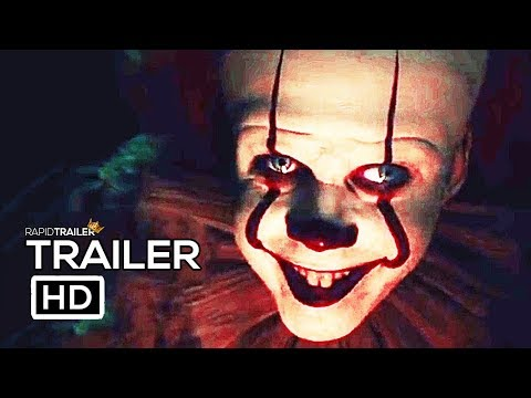 IT CHAPTER 2 Official Trailer (2019) Horror Movie HD