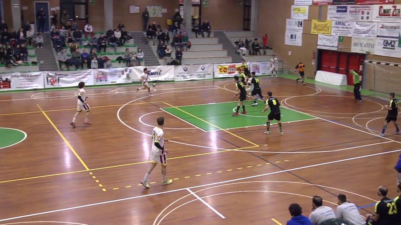 Serie A1M [Play-Off 2^]: Bologna - Cingoli 28-23