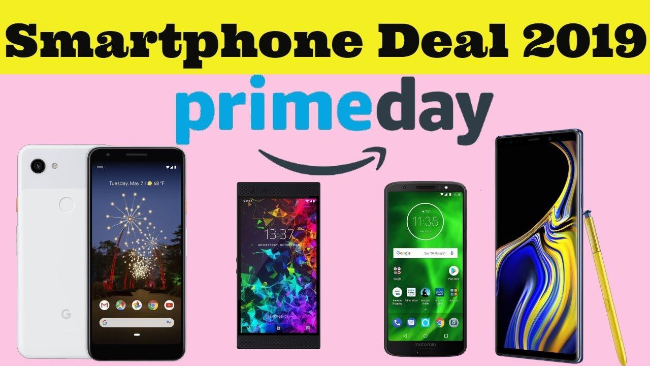 Amazon Prime Video Smartphone