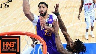New Orleans Pelicans vs Detroit Pistons Full Game Highlights / Feb 12 / 2017-18 NBA Season
