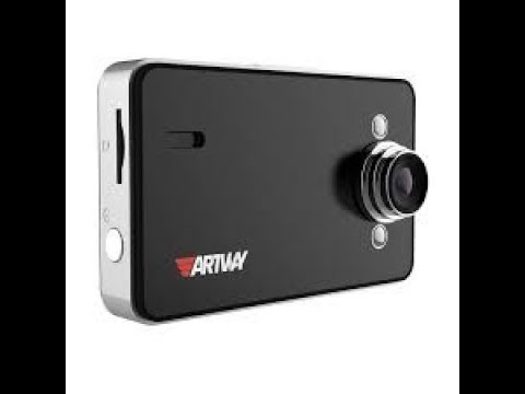 Видеорегистратор Artway av110.Обзор,ночная съемка,и и д