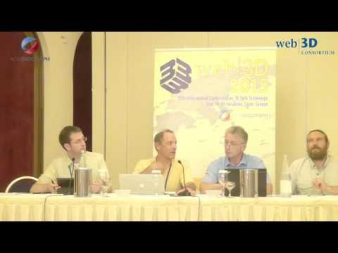 Web3D 2015 Conference, June 21