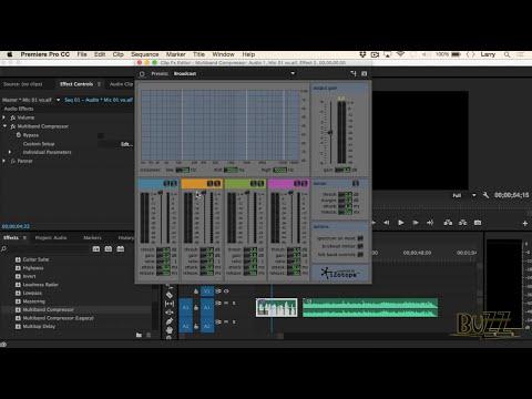 Discover Multiband Compressor in Adobe Premiere Pro