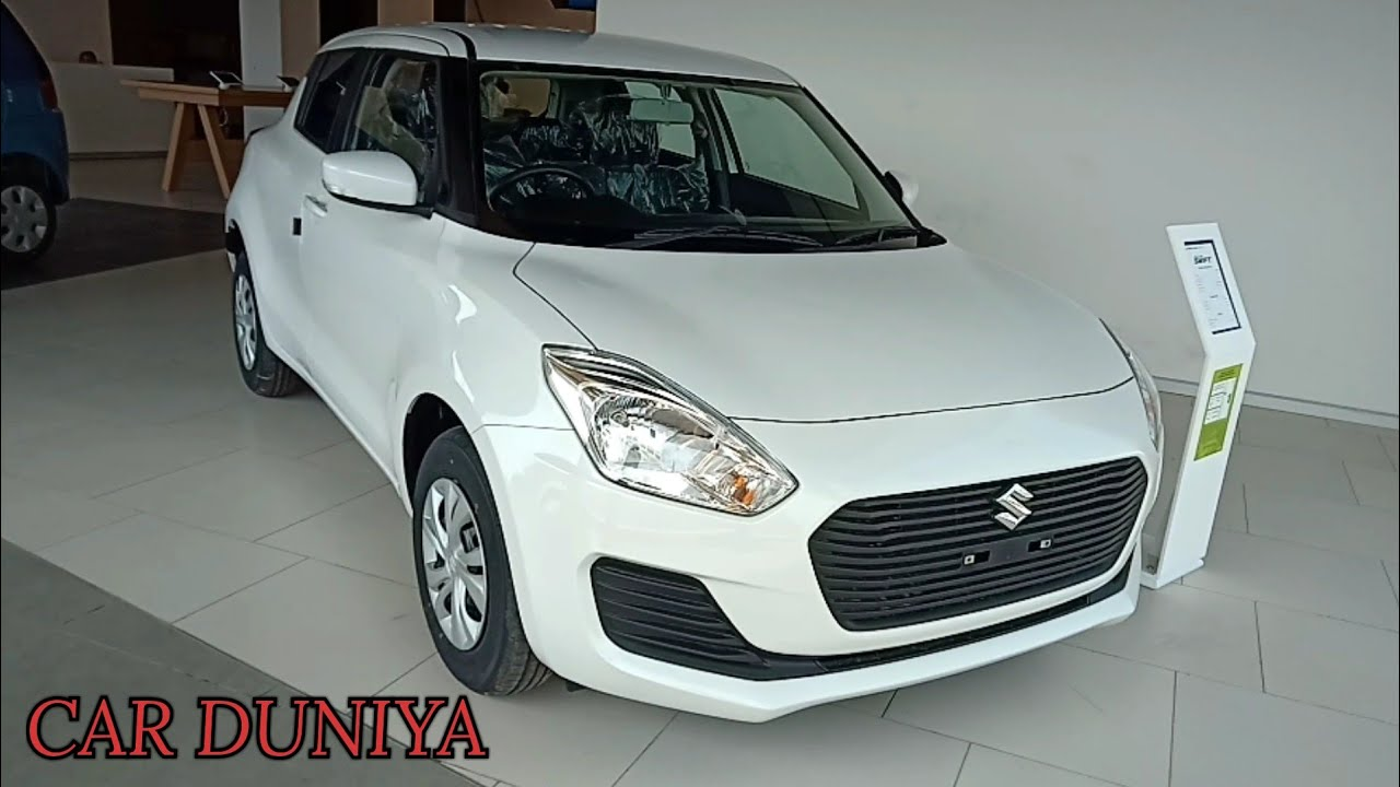 Maruti Swift Vxi Vdi 2019 Detailed Features Review Youtube
