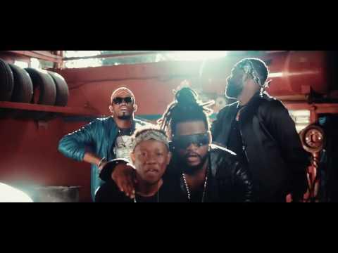 Preto Show ABRE O MOTOR ft Os Banah & Godzila do Game  (Vídeo Oficial)