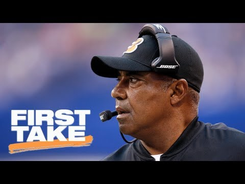 Stephen A. says Bengals coach Marvin Lewis
