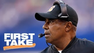 Stephen A. says Bengals coach Marvin Lewis 'should be fired' | First Take | ESPN